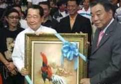 Arena Sabung Ayam Mewah di Thailand